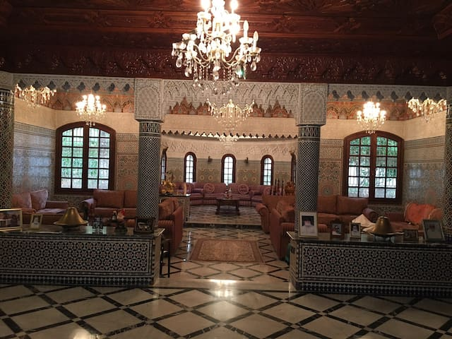 Rabat Amazing présidentiel stay