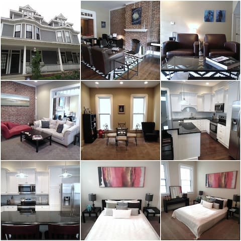 GORGEOUS ROOM DTOWN INDIANAPOLIS NO CLEANING FEES