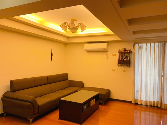 Double Room in Taichung City