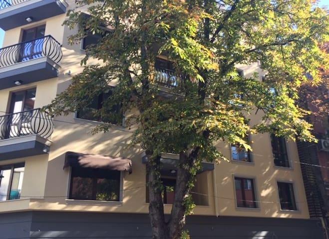Luxury apartment center Plovdiv