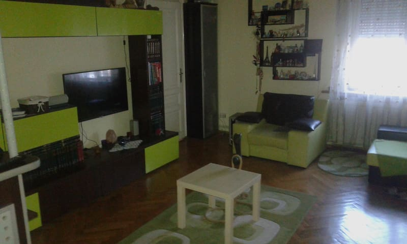 Modern apartment in a lovely city - Braşov - Pis