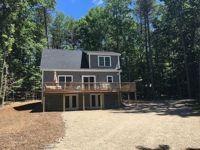 3 Bed, 2 Bath on Scenic Long Lake, Harrison Maine - Harrison - House