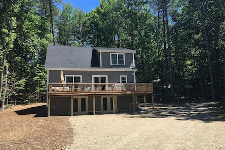 3 Bedroom Home on Scenic Long-Lake, Harrison Maine - Harrison