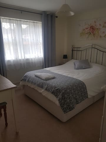 King room, quiet area, handy location
