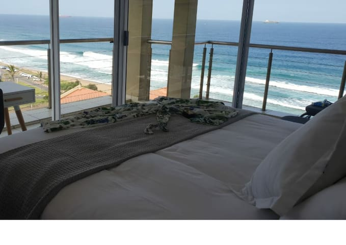 511 Umdloti Resort Luxury Apartment stunning views