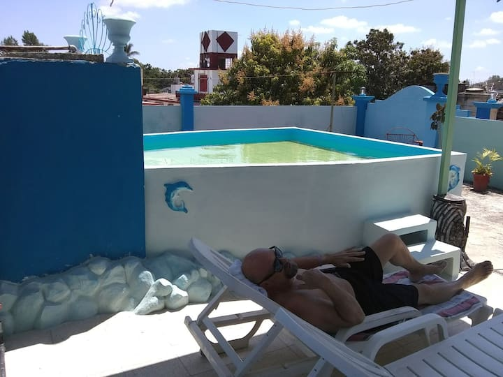 Renta Villa Caribe.