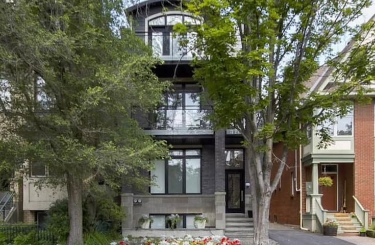 Huge  Downtown- Glebe Home!