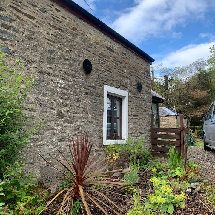 Yewtree Cottage - 'The Art House' and Garden