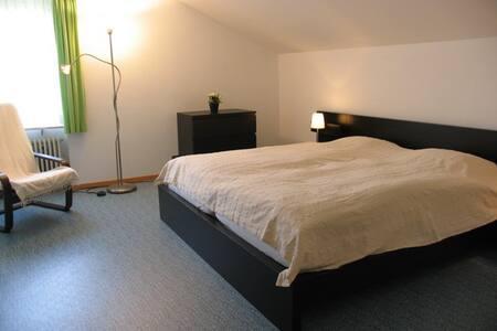Freundliches Zimmer in grüner Umgebung - Zwingen - Casa