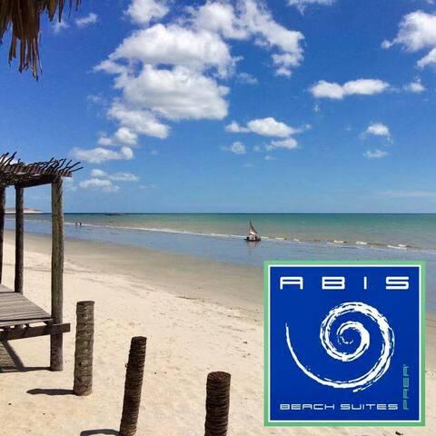 praia frente Abis