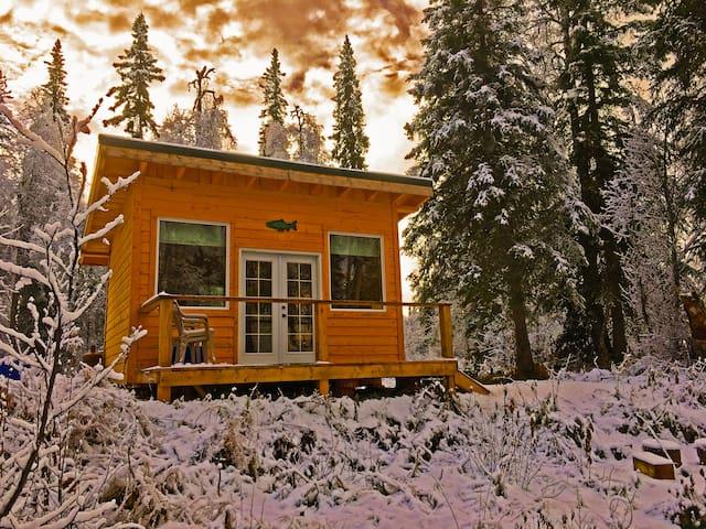 Talkeetna Cabins at Montana Creek/Silver Cabin - Talkeetna