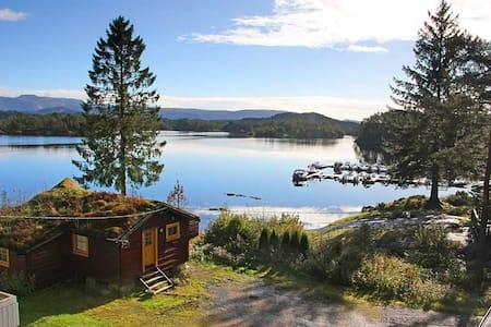 Amazing view, privat cabin, free parking.