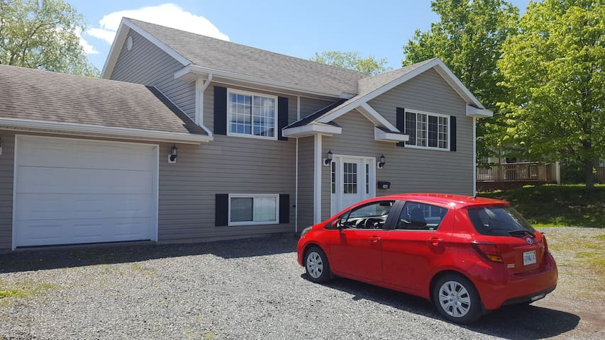 Large three bedroom in central New Glasgow