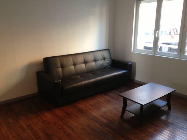 Studio Meublé T1 Bis - Lanester - Wohnung