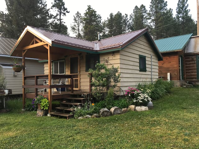 Silver City Cabin off the beaten trail