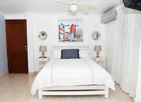 Majestic Apt Studio in the Heart of Santo Domingo!