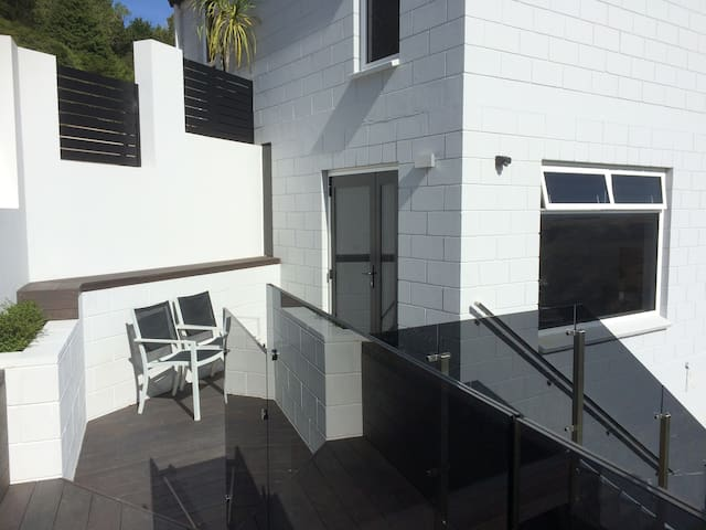 Brand New Self Contained unit with amazing views