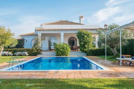 Holiday Villa in Andalucia - Benalup-Casas Viejas - Casa