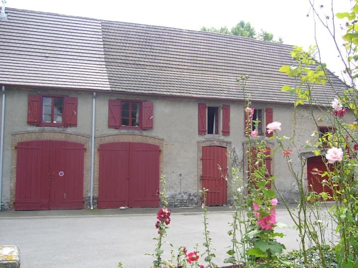 Gîte rural à 13km Ouest de Pau pour 5 personnes