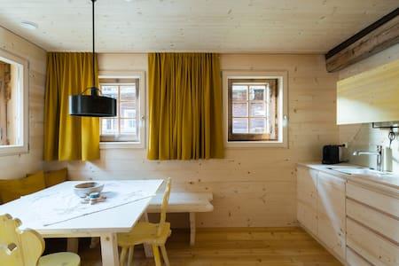 House Giatla, Apartment Alfen, in Tyrol, Austria - Innervillgraten - Condominium