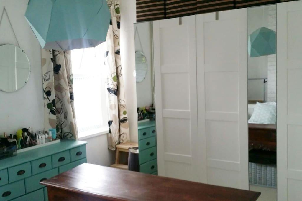 Main double bedroom