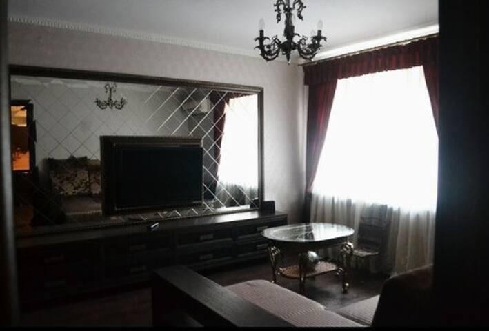Уютная квартира близко к кремлю и жд вокзалу