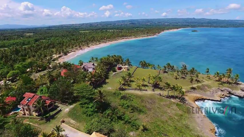 VILLA PITIUSA en Cabrera: playa, piscina y jacuzzi