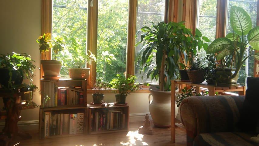Chaleureux logement dans maison des Laurentides - Sainte-Adèle