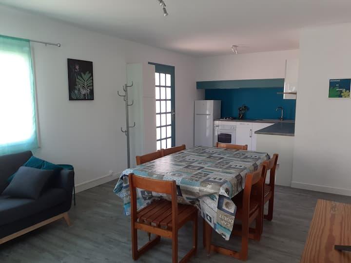Location vacances petite maison pour 5 à Ornaisons
