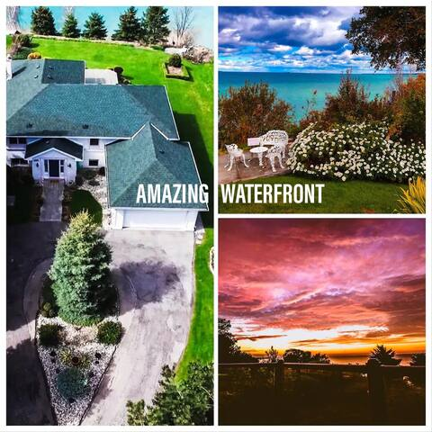 Amazing* Waterfront & Wine Country Rental