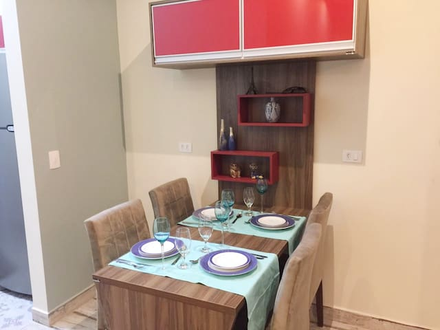 Studio Mobiliado, 70m2, Ilhabela, recém inaugurado - Ilhabela - Apartment