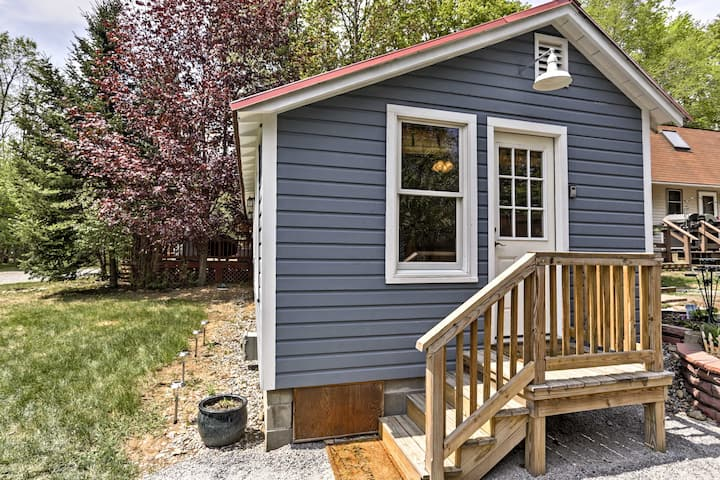 Bolton Landing Cottage Steps from Lake George!
