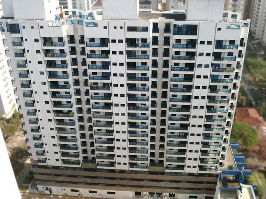 Foto externa do prédio