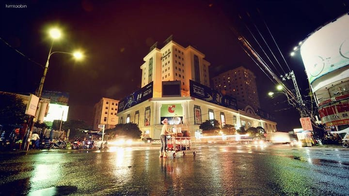 다낭 중심에 위치한 예쁜아파트 - Apartment 2BR in Da Nang City