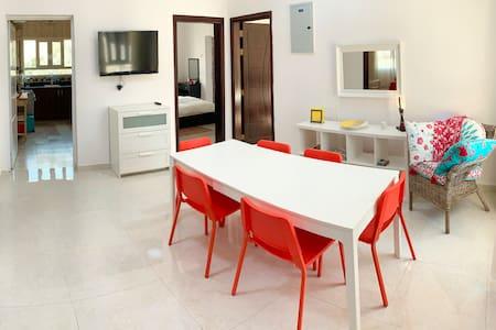 Qantab Eco-Apartments - The Hamour