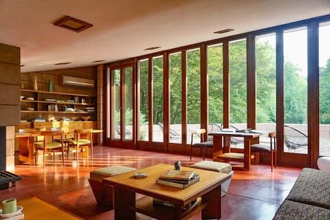 Eppsteinov dom Franka Lloyda Wrighta
