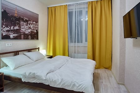Center. M. Begovaya 50m. Prem house - Москва - Daire