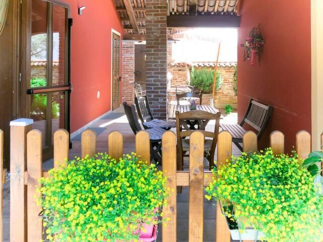 Un oasi di relax alle porte delle Langhe