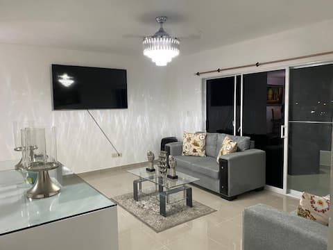 NEW MODERN APARTMENT WITH FULL A/C WIFI,TV,NETFLIX