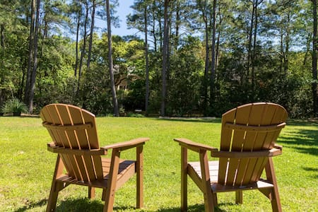 Dancing Pines - Beach Comfort & Relaxation for Two