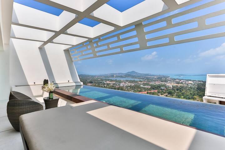 Luxury Villa Aquamarina 🌊 Chaweng Beach⭐️⭐️⭐️⭐️⭐️