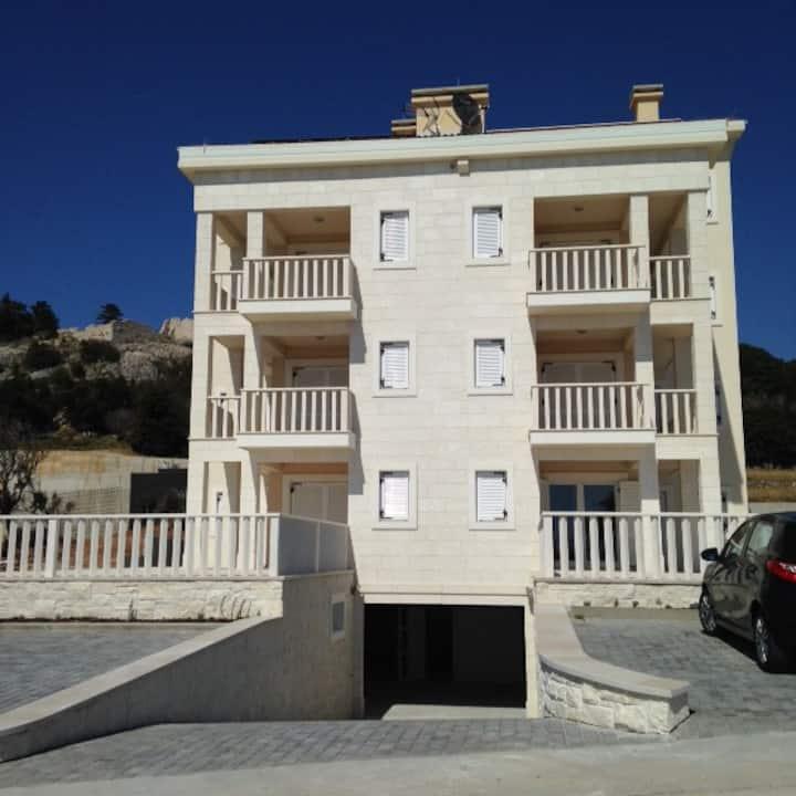 Sea view Apartment VilaLuce No.4