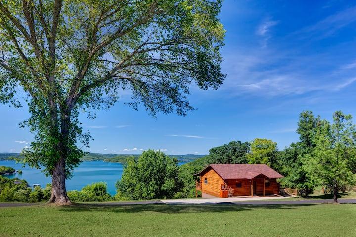 SPECTACULAR Lake views w/BOAT DOCK & SWIM DECK!