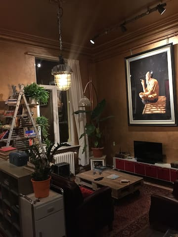Cosy apartment in great part of Antwerp - Antuérpia - Apartamento