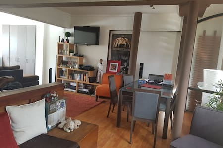 Central apartment, comfortable and cozy - Chillan