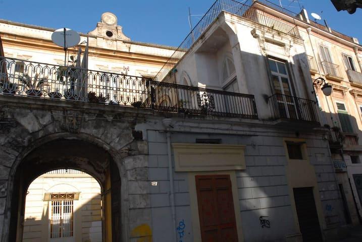 S.Maria C.V. In Centro storico,intero appartamento - Caserta - Apartment