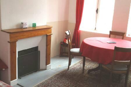 logement (40m2) agréable à deux pas de la mer - Apartment