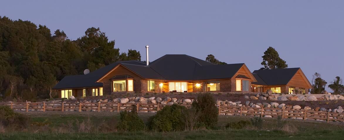 Ballarat House Luxury Accommodation, Hokitika - Awatuna - Dom