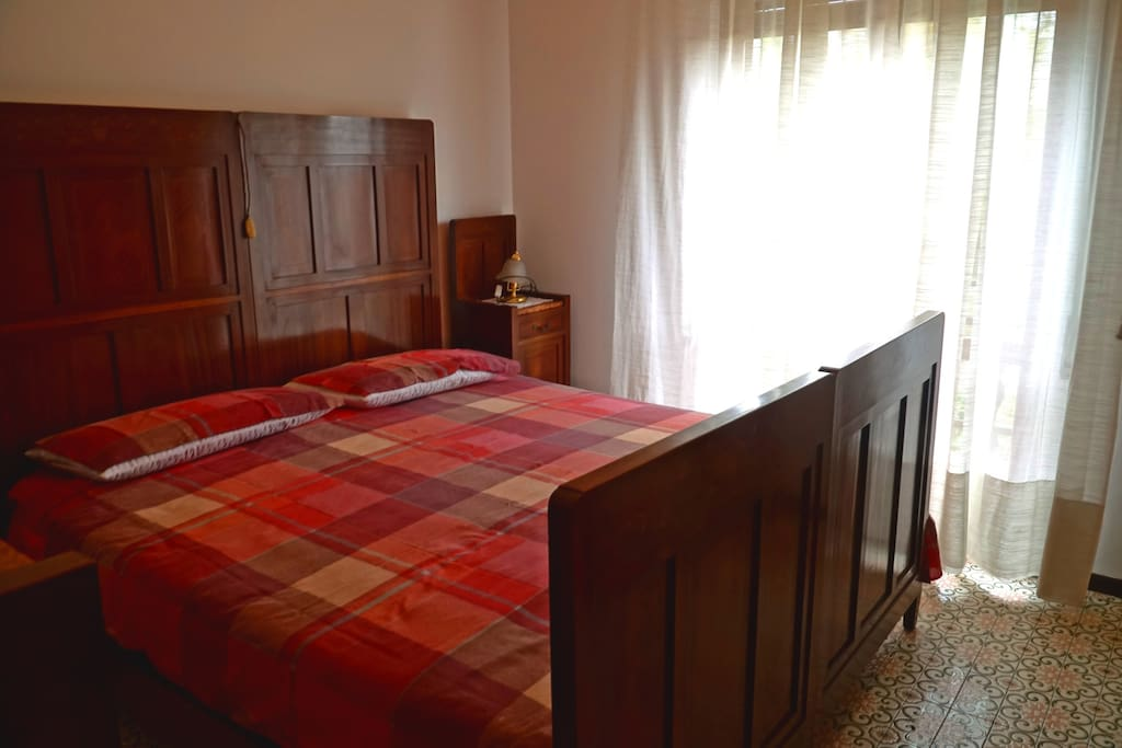 Master bedroom - stanza matrimoniale principale