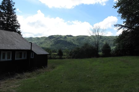 Cosy farm cottage close to Scafell Eskdale lakes - Irton